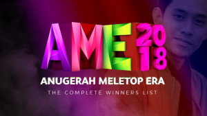 AME 2018: The Complete Winners List