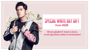 Special White Day Gift from JOOX!