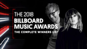 Billboard Music Awards 2018: The Complete Winners List