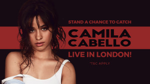 Do you wanna watch Camila Cabello live concert in London?