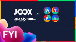 Dapetin Merchandise Eksklusif di JOOX Out WTF 2018!