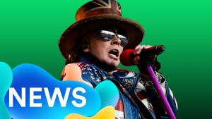 Guns N' Roses Kembali Ke Jakarta November ini