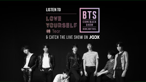 Calling all ARMY! Let's get closer to BTS on JOOX!