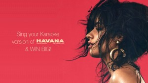 Sing and Win with Camila Cabello!
