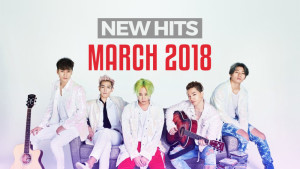New Hits March 2018
