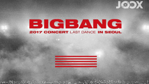 BIG BANG new year Live concept