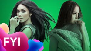 "Anggun Kolaborasi dengan Rossa di lagu ""The Good Is Back"""