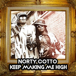 Album Keep Making Me High from Norty Cotto