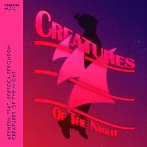 Album Creatures Of The Night from Rebecca Ferguson