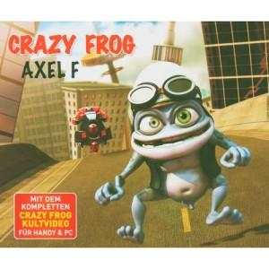 Crazy Frog的專輯Axel F