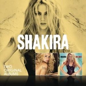 Shakira的專輯愛情洗禮