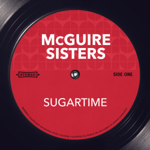 Album Sugartime from McGuire Sisters