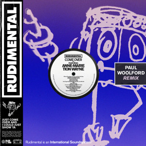 Album Come Over (feat. Anne-Marie & Tion Wayne) [Paul Woolford Remix] from Rudimental