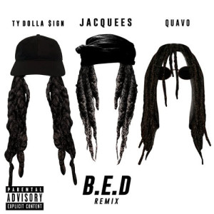Listen to B.E.D. (Remix) song with lyrics from Jacquees
