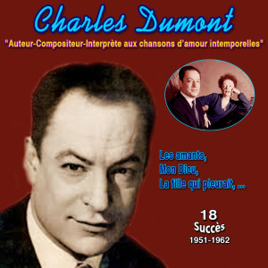 Album Charles Dumont - chansons d'amour intemporelles from Edith Piaf