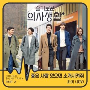 อัลบัม HOSPITAL PLAYLIST (Original Television Soundtrack), Pt. 2 ศิลปิน Joy (Red Velvet)