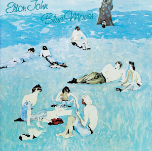 Elton John的專輯Blue Moves