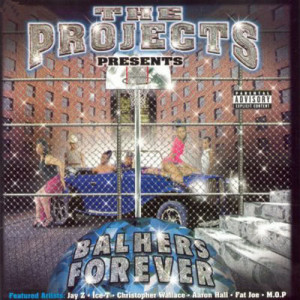 Album The Projects Presents: Balhers Forever from Various Artists