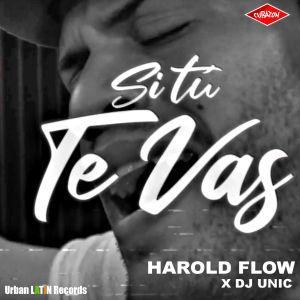 Album Si Tu Te Vas from Harold Flow