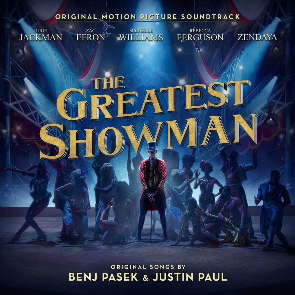 The Greatest Show 2017 Hugh Jackman; Keala Settle; Zac Efron; The Greatest Showman Ensemble