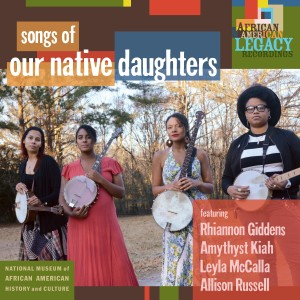 Album Mama's Cryin' Long from Our Native Daughters