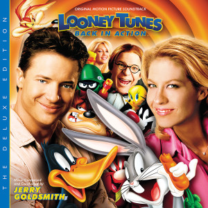 Jerry Goldsmith的專輯Looney Tunes: Back In Action (The Deluxe Edition / Original Motion Picture Soundtrack)