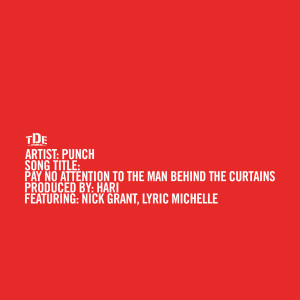 Album Pay No Attention to the Man Behind the Curtains (Explicit) from Nick Grant