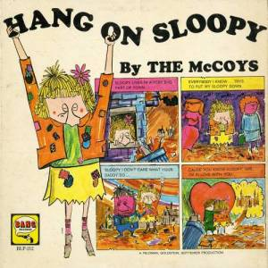 The McCoys的專輯Hang on Sloopy