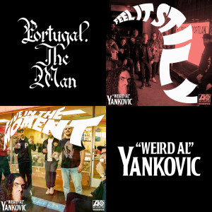 """Album Woodstock (""""Weird Al"""" Yankovic Remixes) from Portugal. The Man"""