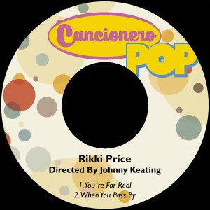 Album You´re for Real from Rikki Price