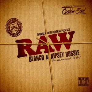 Album Raw from Blanco