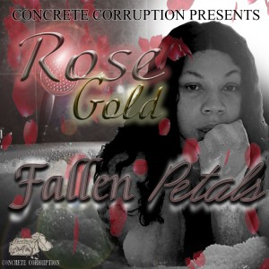 Album Fallen Petals from Rose Gold