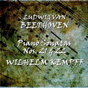 Wilhelm Kempff的專輯Beethoven: Piano Sonatas Nos. 21 & 22