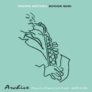 Album Boogie Bash from Freddie Mitchell