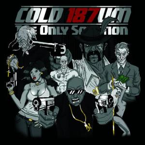 Album The Only Solution from Cold 187um