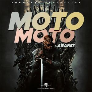 Album Moto Moto from DJ Arafat