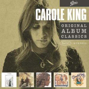 Carole King的專輯Music