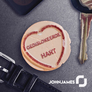 Album Gedislokeerde Hart from John James (SA)