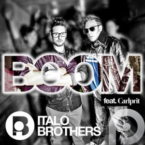 Listen to Boom (feat. Carlprit) song with lyrics from Italobrothers