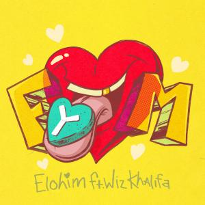 Elohim的專輯FYM (feat. Wiz Khalifa) (Rock Mafia Remix)