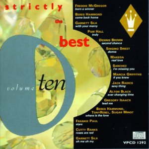 Album Strictly The Best Vol.10 from Various Artists