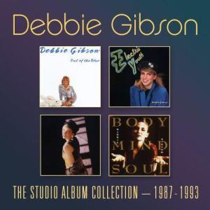 Album The Studio Album Collection 1987-1993 from Debbie Gibson
