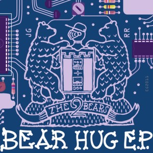 Album Bear Hug Remixes from The 2 Bears