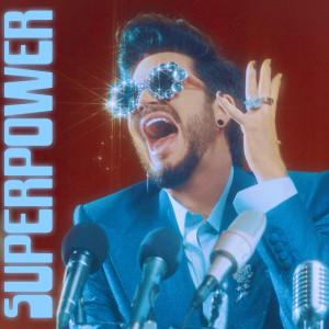 Adam Lambert的專輯Superpower