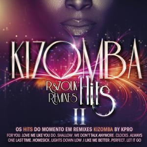 Album Kizomba Hits 2 - R&Zouk Remixes from KPRO