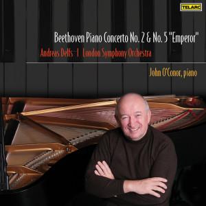 """London Symphony Orchestra的專輯Beethoven: Piano Concertos Nos. 2 & 5 """"Emperor"""""""