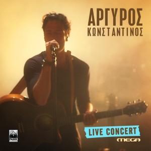 Album Live Concert (Mega) from Konstantinos Argiros