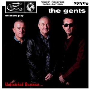 Album Unfinished Business Ep. from The Gents