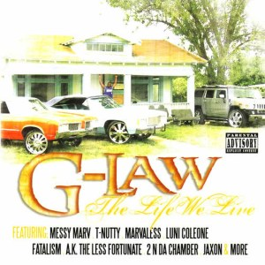 Listen to They Ain't Knowing (feat. Fatalism, Black D) song with lyrics from G-Law