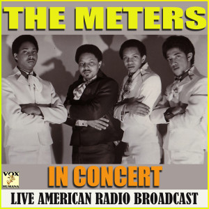 Album In Concert (Live) from The Meters